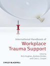 International Handbook of Workplace Trauma Support (eBook)